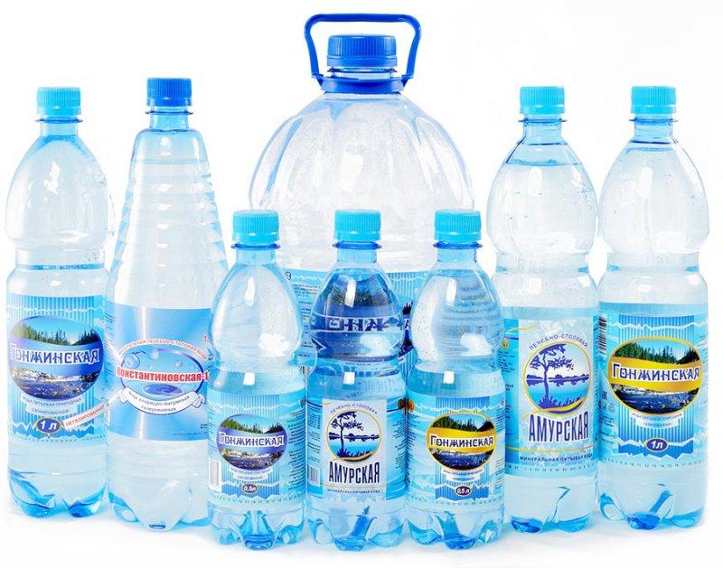 вода амурская