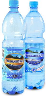 Вода Амурская, Гонжинская
